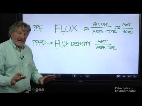 PAR, PPF, PPFD, and PFD Explained