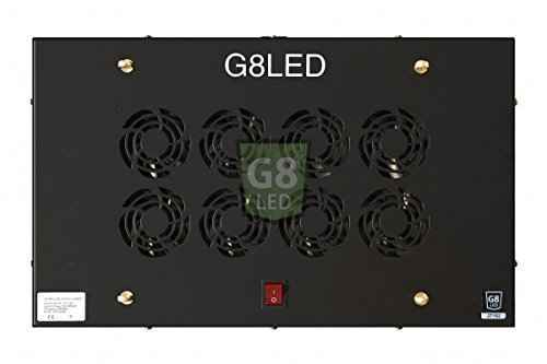 Cooling In G8LED Review