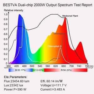 Spectrum - Bestva 2000W LED Review