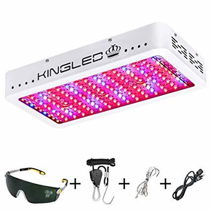 King Plus 1000w Led Grow Light Pictures Specs And More
