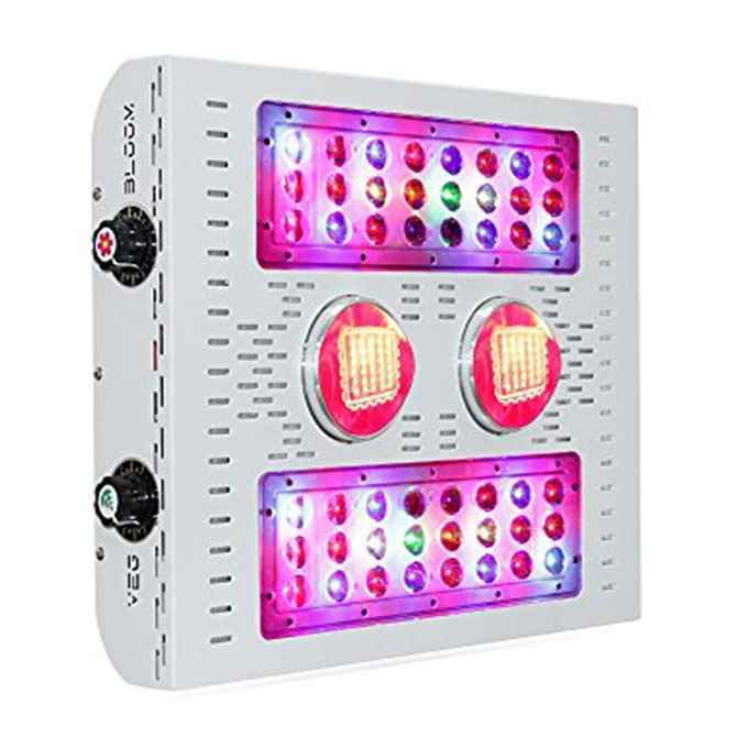 Maxbloom 400W X4 Plus Best COB LED Grow Light for marijuana