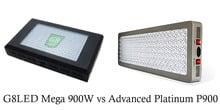 G8LED Vs Platinum LED