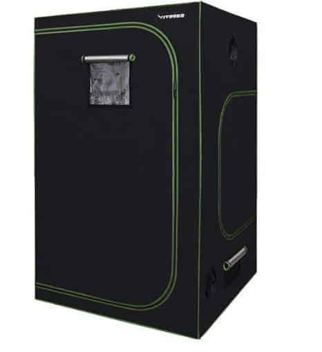 VIVOSUN 48X48X80 - Best Indoor Grow Tent Review