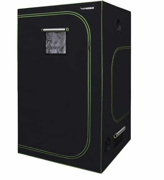 VIVOSUN 4×4 Grow Tent – Pictures, Specs, Opinions