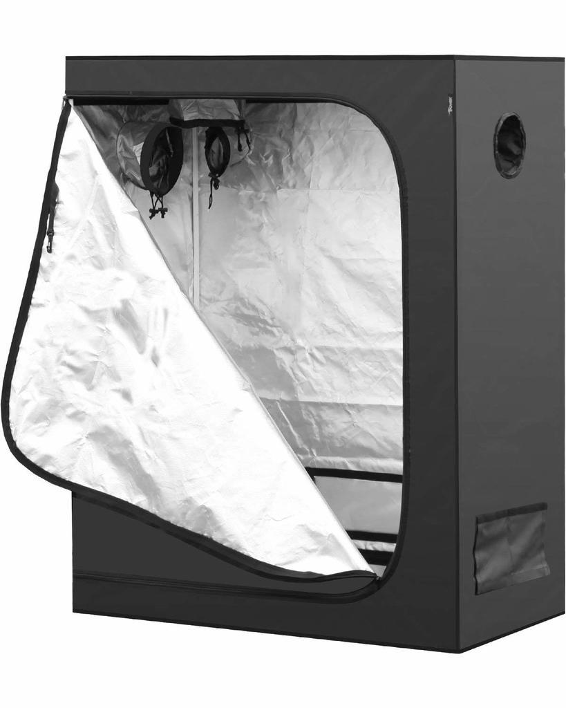 iPower 2ftX4ft Grow Tent - Best Indoor Growing Grow Tent for value