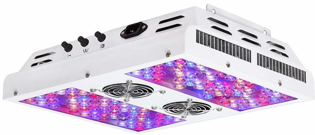 Build Of Viparspectra PAR450 450W Dimmable LED Grow Light - Reviews