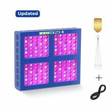 Meizhi Updated 600W Full Spectrum LED Grow Light Under 200 dollars