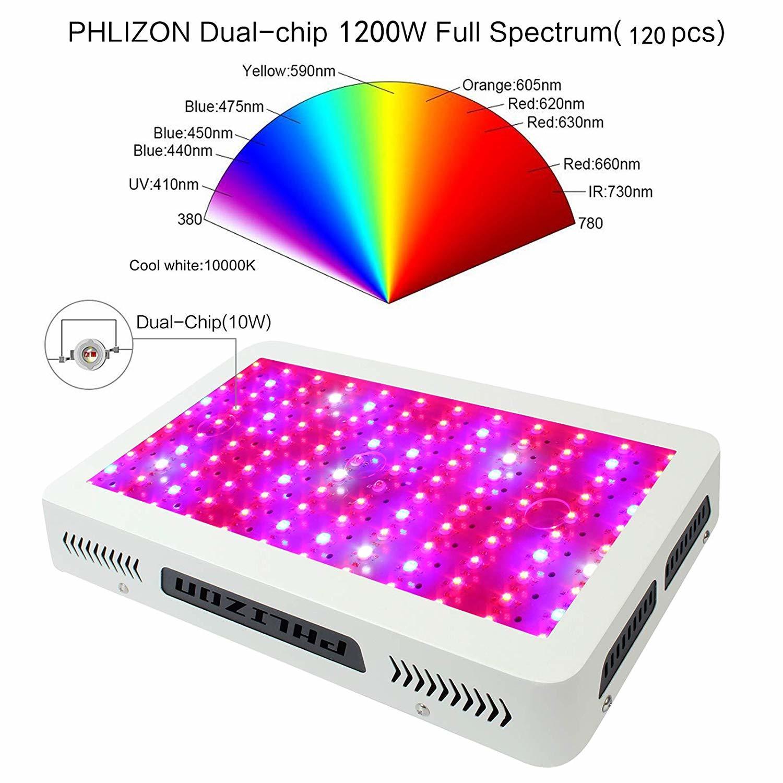 Phlizon Newest Spectrum