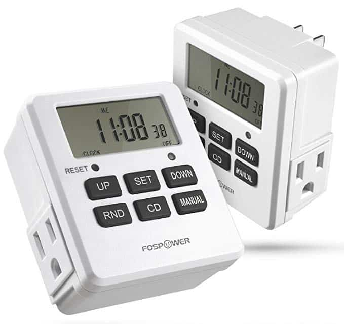 This image has an empty alt attribute; its file name is Fospower-Timers-For-Electrical-Outlets.jpg