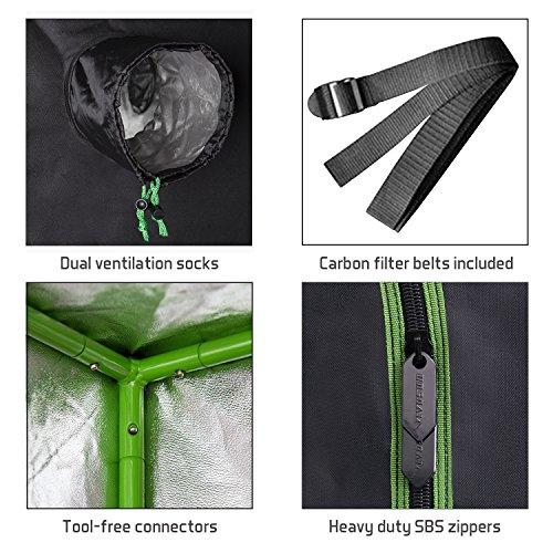 VIVOSUN 4x4 Grow Tent - Pictures, Specs, Opinions