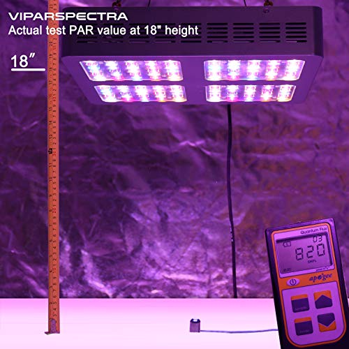 Viparspectra 600 Watt LED Grow Light - Pictures, Specs, and More