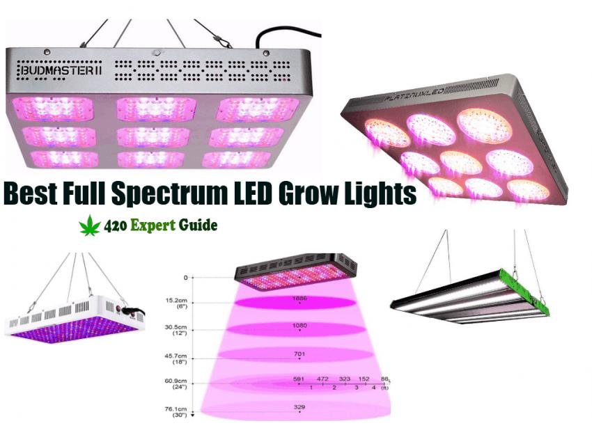 11 Best 600 Watt Led Grow Lights Full 2019 Review