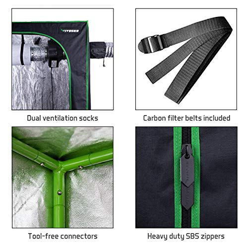 Best Plant Grow Tents - Full 2019 Pictures and Review