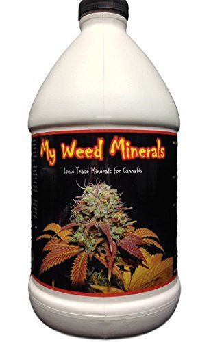 my weed minerals nutrients