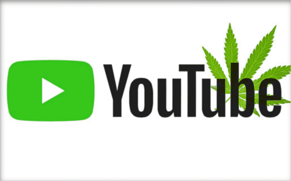 youtube weed logo