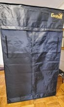 gorilla 2x4 grow tent