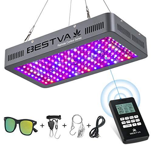 Bestva 2000W Full Spectrum LED Grow Light Overview