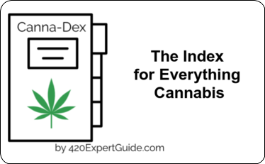 cannabis related website index