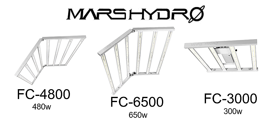 mars hydro fc grow light