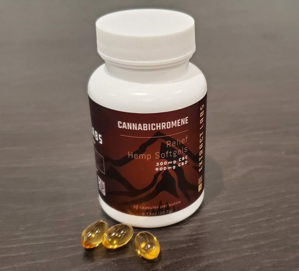 cannabichromene cbc